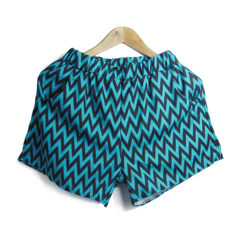 Women's Shorts Summer Beach Swimwear Boardshorts Women Board Short Pants 2016 Quick Dry Bermuda Silver