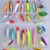 Hot Sell! 35pcs/set plastic fishing lures set with big 2-layer retail box, assorted fish bait kit fishing tackle free shipping