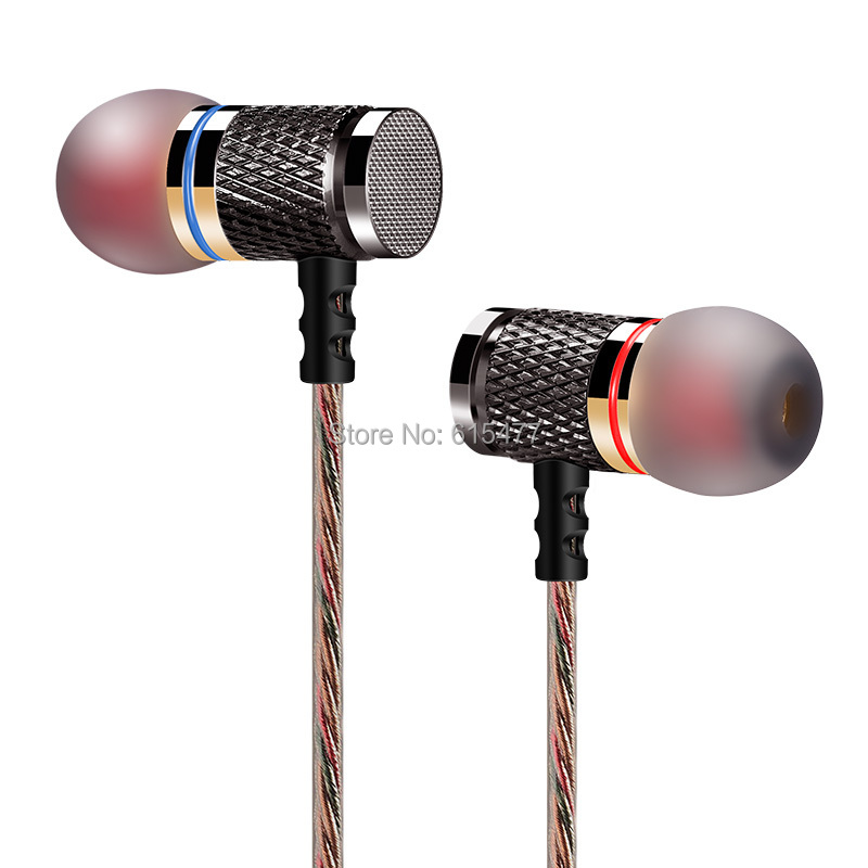 Tuna-X1 Original headset professional in-ear headphones Metal heavy bass sound quality Music earphone HIFI headset phone headset(China (Mainland))