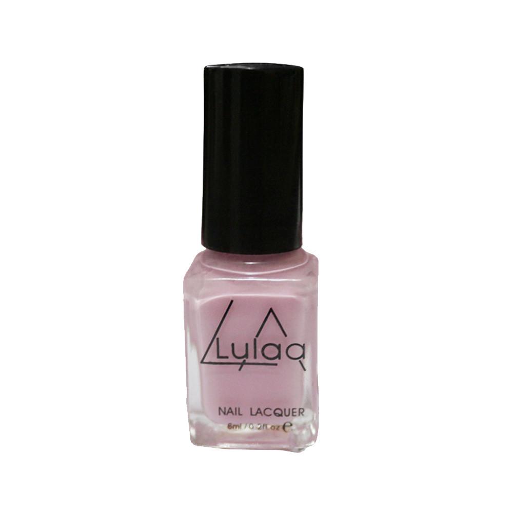 lulaa 6ml Peel Off Liquid Tape Latex Tape Peel Off Base Coat Nail Art Liquid Pink