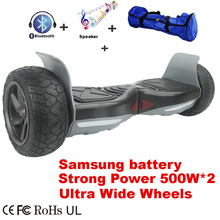 Hummer Hoverboard Strong Power Skateboard Gyroscope Self Balancing Scooters Smart Balance Electric Scooter Bluetooth Hover Board()