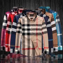This is a fashion shirt 2016 leisure shirt Men's shirts Pure cotton long sleeve clothes Your satisfaction is our pursuit()