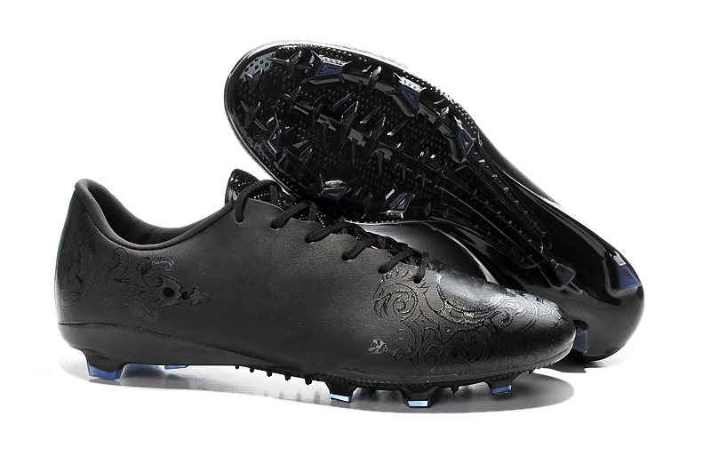 2015 New F50 adiZero Knight pack FG football boots Core black High quality soccer shoes Size 39-45 Free shipping(China (Mainland))