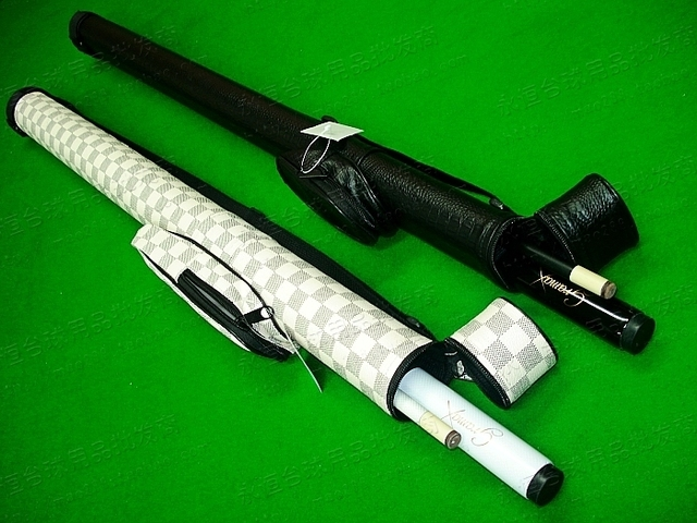 2013 snooker pole black-and-white lovers american ball carbon rod black cue stick set