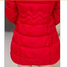NEW Fashion Winter jacket Women Long Style Down Parkas Coat Fashion Slim Casual Coat Warm Parka