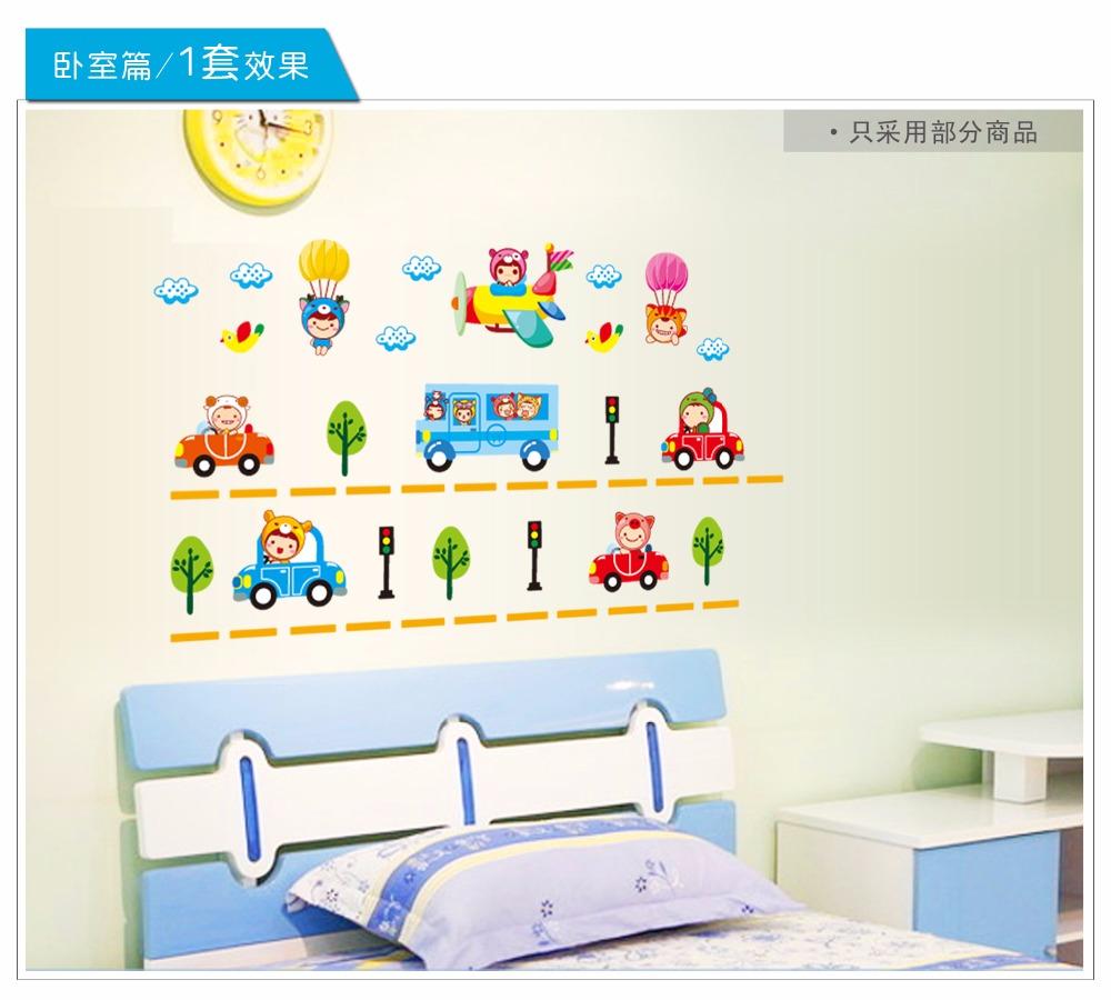 Online kopen wholesale speelgoed auto muur uit china speelgoed auto muur groothandel - Decoratie slaapkamer autos ...