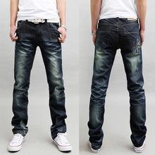 Men slim bootcut jeans online shopping-the world largest men slim ...