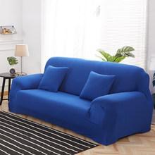 الصلبة غطاء أريكة لغرفة المعيشة مرونة الحال بالنسبة أريكة الاقسام الأريكة يغطي دنة تمتد غطاء أريكة أبيض 1/2/3/4 مقاعد(China)