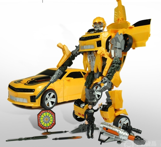 Big discount,Robots,Wasp,Fashion Toy,Bumble bee and Sam Action Figures Toys with original box