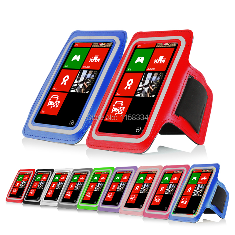 Sports Gym Band Exercise Waterproof Case Nokia Lumia 930 N930 830 N830 5.0 inch Bags Arm - Love it store