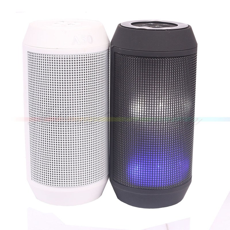 Colorful Min Speaker Bluetooth Portable Wireless Stereo Loudspeakers Bass Outdoor Sound Box Support TF Card Hand-Free for Phone(China (Mainland))