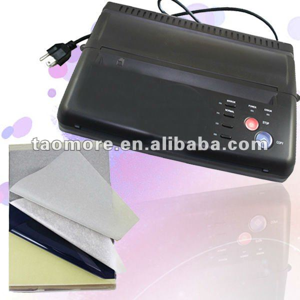 Tattoo Thermal Stencil Transfer Paper Maker Copier Printer Machine free shipping<br><br>Aliexpress