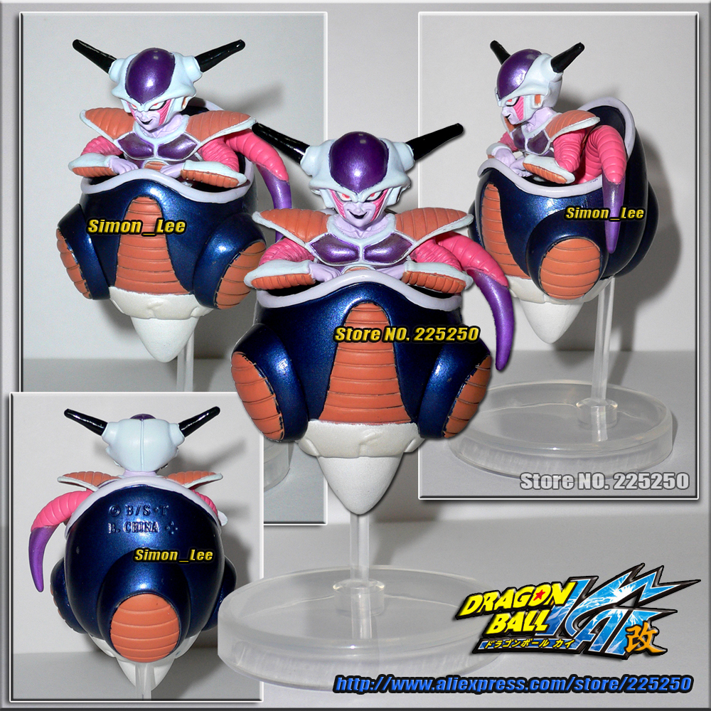 "Japan Anime ""DRAGONBALL Dragon Ball Z/Kai"" Genuine Original BANDAI Gashapon PVC Toys Action Figures HG Special 1 - Frieza/Freeza DRAGON BALL Store store"