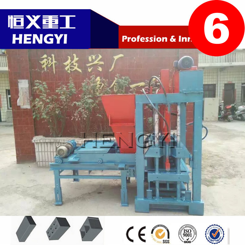 QT 4-30BH Hydraulic fully automatic concrete block forming machine(China (Mainland))