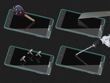 Hartowane szkło dla Lenovo  P780 K3 Note A606 A916 S90 S860 vibe X folia ochronna