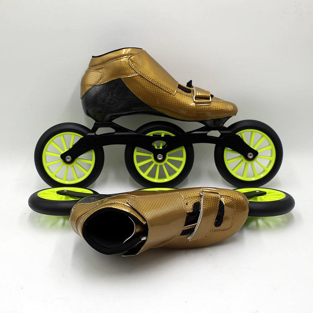 Roller skate shoes in sri lanka - Speedskates Sts Skating Manual Inline Speed Skating Shoes Red And Green Roller Skates Speed Wheels