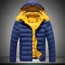 2015 New Arrivals Fashion Hot sale Newest Design Men Down Jacket Men's Winter Overcoat Outdoor Clothes Down Men