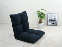 "TA18-2 navy color  lovely Japanese  reclining ""zaisu"" seat lazy chair"