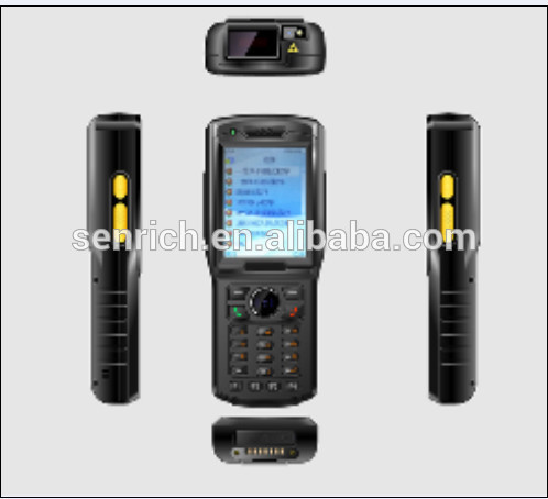 WinCE PDA with Bluetooth,GPS,3G,WIFI,RFID (optional),1D/2D Barcode Scanner (optional)(China (Mainland))
