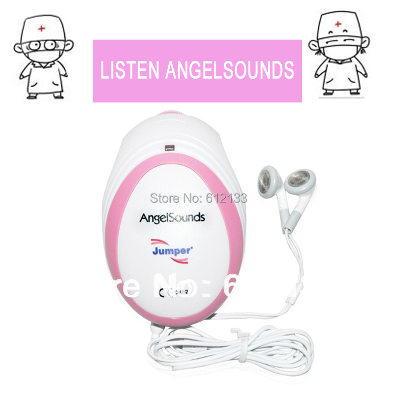 Fetal Doppler, Pocket Ultrasound Fetal Monitor, Prenatal Monitor, Angel Sound Series Factory Directly(China (Mainland))