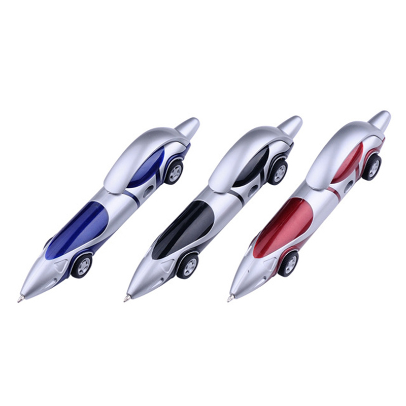 Creative stationery Toy car ball-point pen Cartoon ball promotion Car Gifts - BORIS INT'L HOLDING CO.,LIMITED store