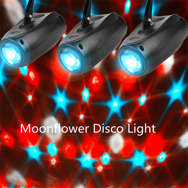 Hot 2015 MINI Laser Projector 64 10W RGBW Led Disco Light DMX5 Voice Control LED Light DJ Strobescope in Stage Lighting Effect(China (Mainland))