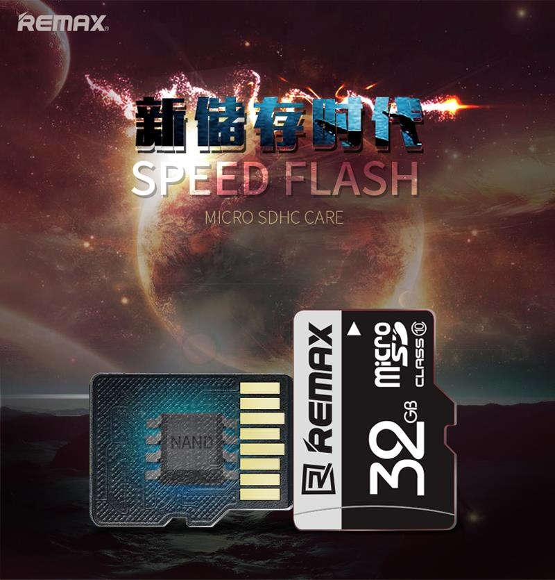 Original Remax 32GB T-Flash Card Micro SD Card Memory Card with Retail Package Fast Speed Size 15*11*1mm Wholesale 5pcs/Lot<br><br>Aliexpress