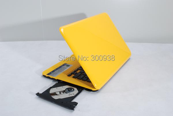 Nigeria Free shipping Cheap laptop cd drive 2G RAM 320G HDD Intel D2500 dual-core Wifi,Win7 Webcam laptop dvd drive(Hong Kong)