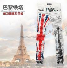 EnglandPainted printing flag pants cotton fashion true jeans men famous brand mens jeans pants skinny jeans men long trousers
