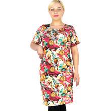 BFDADI 2016 Летние Дамской одежды Платье Старинные Геометрические Платья Печати С Коротким рукавом Элегантное Платье Случайные Платье Партии 35570-1(China (Mainland))