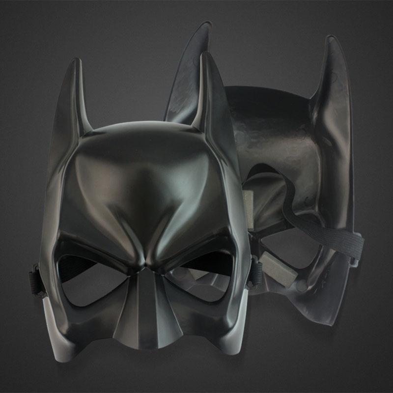Half Face Batman cartoon show Batman mask half face mask thickened crust(China (Mainland))
