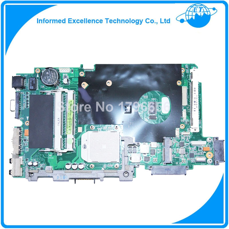 K51AB K70AF laptop motherboard for ASUS tested100% working good free shipping(China (Mainland))