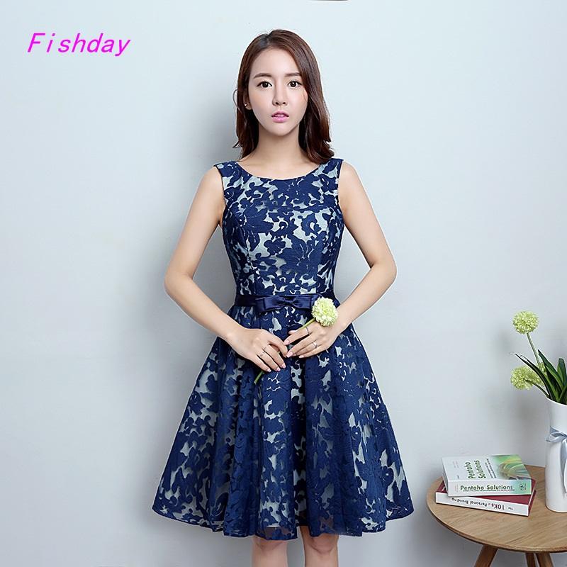 Knee Length Semi Formal Dresses For Juniors Formal Dresses