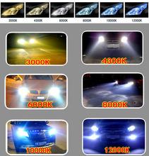 SLIM Auto Lamp Car Headlight HID Xenon Kit H1  55W 3000K 4300K 8000/10000K 12000/15000K 30000K G0200 T15(China (Mainland))