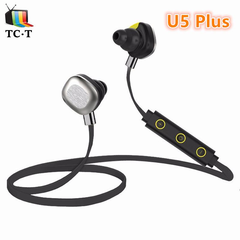 Morul U5 Plus Headphone NFC Swimming Stereo font b Earbuds b font niversal font b Wireless