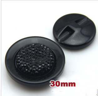 30mm,New Starry Sky design black bulk buttons,mother of pearl buttons,sewing accessories(SS-1797)(China (Mainland))