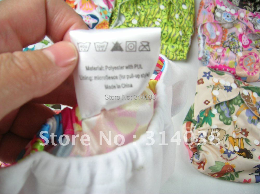 New arroved print color 20 diaper+20 insert(2layer)   New desigen coming  30%DISCOUNT  best quality instock<br><br>Aliexpress