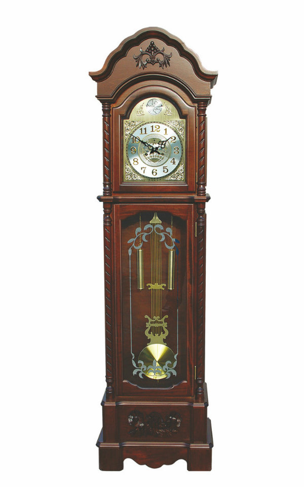 Popular hand carved wooden clocks buy cheap