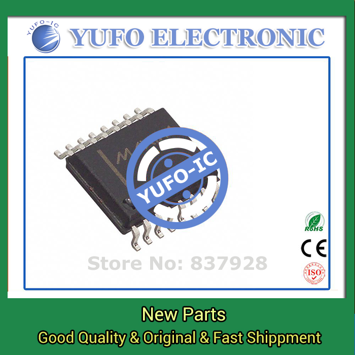 Free Shipping 5PCS MX7533JCWE genuine authentic [IC DAC CMOS 10BIT MULT 16-SOIC]  (YF1123D)