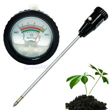 A96 Free Shipping Long Water Quality Plants Soil PH Moisture Meter Tester Hydroponics Analyzer