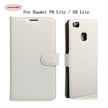 Buy HUDOSSEN Huawei P9 Lite / G9 Lite Magnetic Flip Leather Case Cover Stand Wallet Card Holder Fundas P 9 Lite / G 9 Lite for $3.94 in AliExpress store