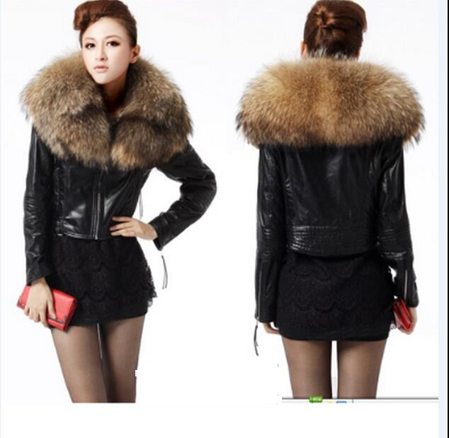 Compare Prices on Fur Leather Jacket- Online Shopping/Buy Low