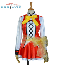 Buy Love Live LoveLive! SR Cards Nico Yazawa Stage Uniform Shirt Skirt Socks Anime Halloween Cosplay Costumes Women Custom Made for $59.00 in AliExpress store