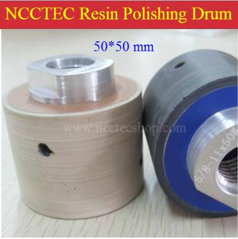 2 Diamond resin bond polishing drum wheels RPD501   50*50mm Cylinder type polishing pad   FREE fast shipping<br><br>Aliexpress