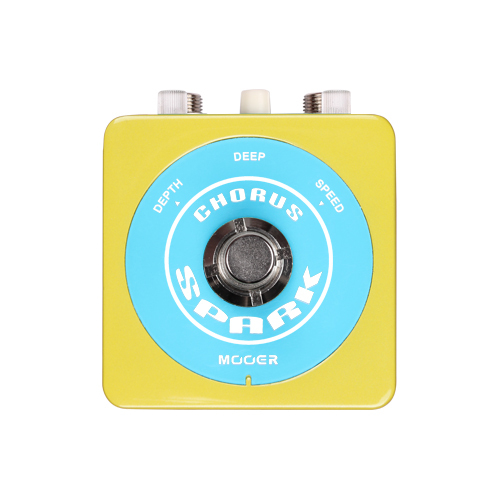 Фотография NEW Effect Guitar Pedal /MOOER Spark SeriesSPARK CHOURS Classic