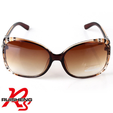 Women Brand Sunglasses Eyewear 2015 Arrival France Brand Designer Original Shadow FU9DV Women's Elegant Glasses GDF916