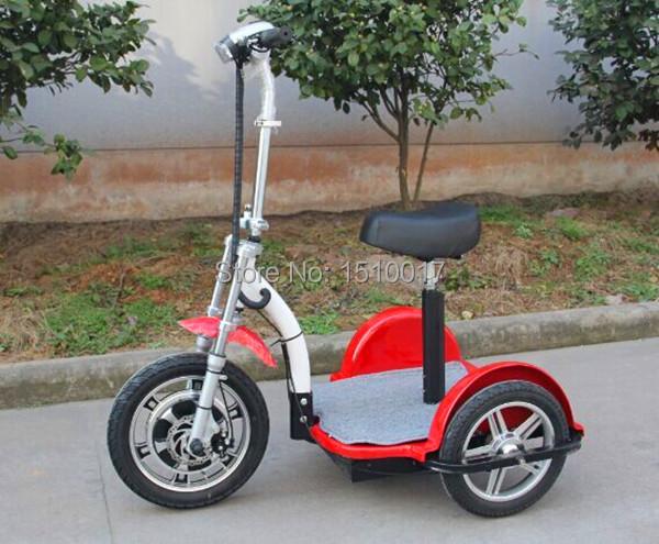 Power Wheels Scooter Powerful Bigger Rear Wheel 3