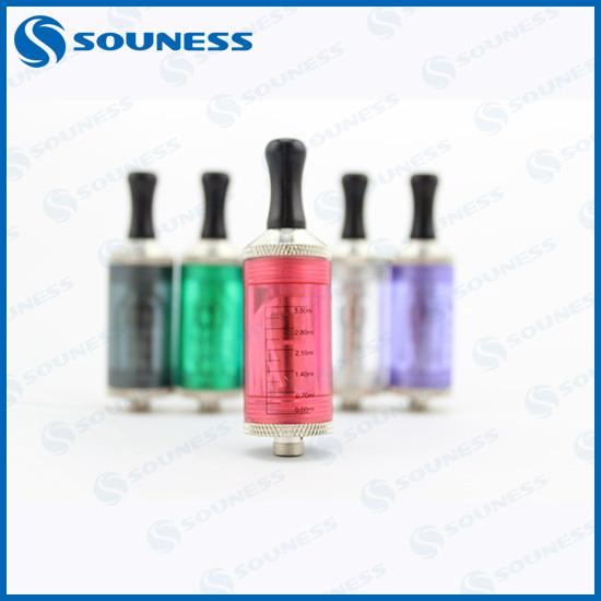 Retail cheap 5pcs/lot vivinova huge tank 3.5ml changeable coil electronic cigarette atomizer VIVI NOVA (5pcs*vivi nova)(China (Mainland))