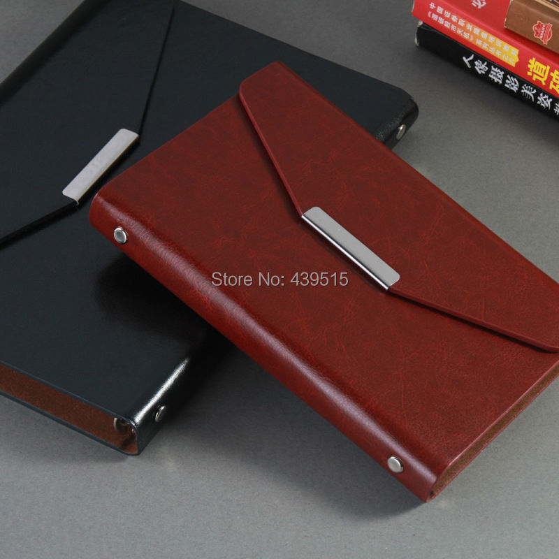 high quality A5 PU leather cover notebook for promotion(China (Mainland))