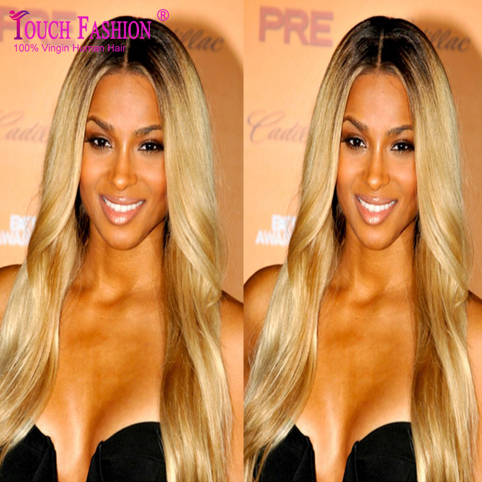 Celebrity Inspired Lace Front (Rihanna) Human Hair